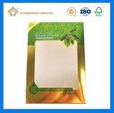 Scatola di cartone di stampa di colore completo con il PVC Windows