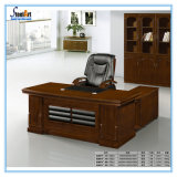 나무로 되는 사무용 가구 관리 사무소 테이블 디자인 (FEC-A2011)