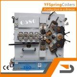 YFSpring Coilers C580 - пять оси диаметр провода 3,00 - 8,00 мм - пружины с ЧПУ станок намотки