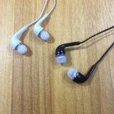 Het nieuwe in-oor van de Draad van het Woofer TPE van Setero van de Stijl Super Bas met de Oortelefoon van de Spreker S4