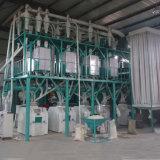 Maquinaria/fabricação da farinha de trigo que faz a máquina