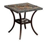 屋外の/Rattan/庭は/テラス/ホテルの家具の鋳造アルミ椅子及び表セットした(HS3190RCの&HS 7060ET)