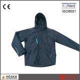 Оптовым куртка проложенная Mens резвится куртка людей одежд водоустойчивая