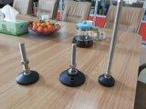Transportador Hairise pies niveladores para la transmisión de la máquina