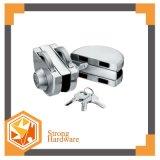 Serratura di portello di vetro d'acciaio di Hardware&Stainless del portello di vetro di alta qualità