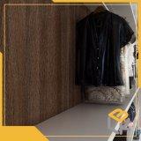 Weide-hölzernes Korn-Entwurfs-Drucken-dekoratives Papier für Fußboden