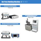 Lcd-BILDPUNKT Finnepin-Markierungs-Maschine für Metallmaterialien