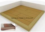 새로운 옥외 목제 플라스틱 구렁 WPC Decking 지면 목제 플라스틱 합성물