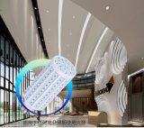 E27 refrigeram a luz energy-saving branca do diodo emissor de luz do bulbo do milho de 110V-220V 12W