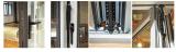 Горячая продажа алюминиевые раздвижные двери для тяжелого режима работы для дома окна
