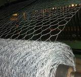 中国ZisaからのGabionのバスケットのための六角形の金網