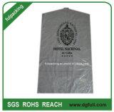Le PEBD Plstic costume du vêtement étanche aux poussières de sacs, de la pendaison Polybags imprimé personnalisé