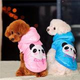 Gilet de panda de deux couleurs pour des crabots