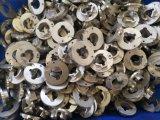 Válvula de reducción para el motor de la motocicleta por metalurgia de polvo