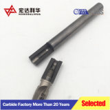 O carboneto de tungsténio com perfuração de Bar para ferramentas de usinagem CNC