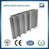Alliage en aluminium série 6000 Sinpo Extrusion de profil à partir de