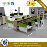 prix d'usine PVC couleur cerise de bandes de chant Office Desk (HX-8N3006)