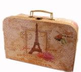 フルカラーの子供のスーツケースのペーパーギフト用の箱