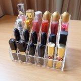Eleganter Entwurfs-Großverkauf-Acrylverfassungs-Organisator-Lippenstift-Halter