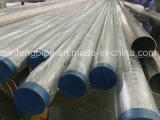 El surtidor del tubo del mejor precio 304 soldó el tubo del acero inoxidable