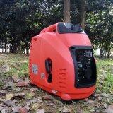 1.8kw de stille Digitale Generator van de Omschakelaar, de Generator van de Benzine voor Gebruikt Huis, de Permanente Generator van de Magneet