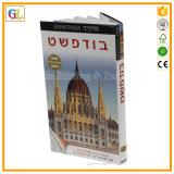 Servicio de impresión a todo color del libro de Hardcover (OEM-GL033)