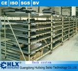Étagères d'approvisionnement d'usine pour l'entrepôt