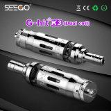 De g-Klap van Seego van de Prijs van Manufactory K3 Vloeibare Verstuiver van de Leverancier van China