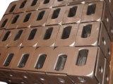 ISO9001のニンポーの高精度の鋼鉄鋳造の会社: 2008年