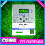 Industrial control Touch panel membrane SWITCH Embossed Buttons membrane key PAD