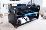 Machine QC12y-6X2500 van het Metaal van het blad de Hydraulische Scherende