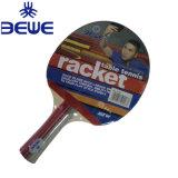 2018 Nuevo logotipo personalizado de alta calidad tenis de mesa Bat