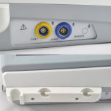 Gêmeos único parâmetro múltiplos de 12 polegadas opcional Fcf Monitor Fetal FM Toco Nst Ctg Detecção de movimento fetal do feto -Javier