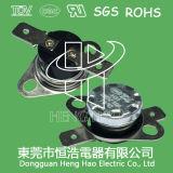 Interruptor del regulador de temperatura para la secadora