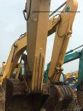 Excavatrice utilisée de KOMATSU PC220-7 d'excavatrice de chenille de KOMATSU