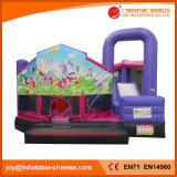 Salto de inflables castillo inflable/Moonwalk bouncer para niños (T3-713)