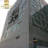 Paneling exterior de alumínio de Pefrorated