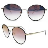 Schablonen-Objektiv-Sonnenbrillen mit Nylonobjektiv