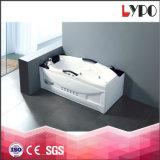 Prezzi della vasca di bagno della fabbrica K-8820, vasca calda poco costosa della vasca da bagno indipendente, vasche da bagno incluse dell'interno