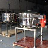 Tela de vibração em linha Ra Máquina para leite e água
