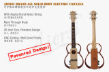 Aiersi guitarra elétricas chinesas do Ukulele elétrico de um conteúdo de 26 polegadas