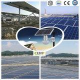 Il tetto della famiglia ha applicato il comitato solare 315W con 25 anni di garanzia dell'output di forza motrice