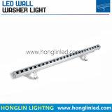 rondella cambiante della parete di effetti LED di colore 24W