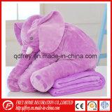 Ce animales Elefante Juguetes para niños con una manta