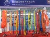 Correa plana de 1 tonelada de levantar la eslinga de fábrica China
