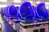 Cilindro eléctrico 2 Player / simulador de 360 grados de Cine 2 asientos