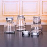 향미료 유리제 단지는 금속 뚜껑으로 지운다