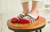 Klare Farbe der kundenspezifischen Männer Baumwollunsichtbar keine Erscheinen-Socken