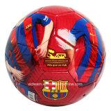 Impresión fotográfica distinta Fútbol Machine-Sewing
