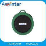 De draadloze Waterdichte Spreker van de Haak van de Spreker Bluetooth Handsfree Mini Audio omhoog